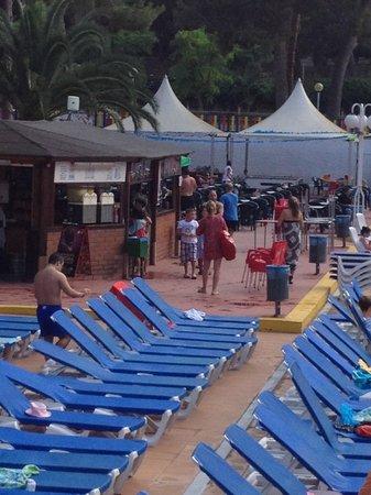 Jaime I Hotel : pool bar