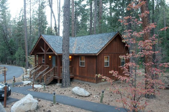 Evergreen Lodge at Yosemite: The Cabin