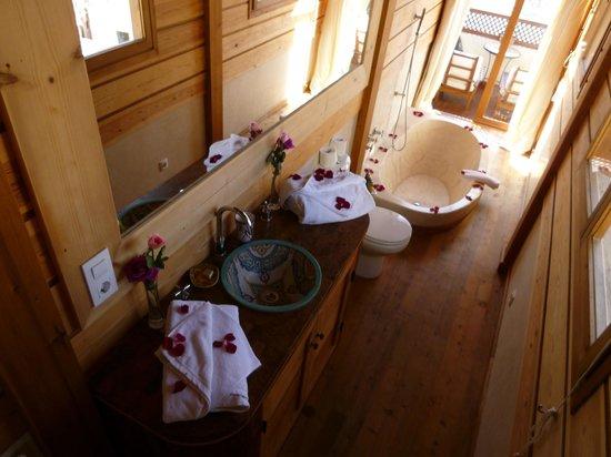 Riad Chbanate : Bathroom