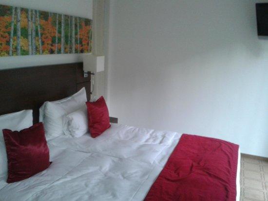 Dolce la Hulpe Brussels : Le lit