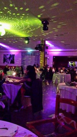 Hotel La Cima Trasimena: La cena del capodanno