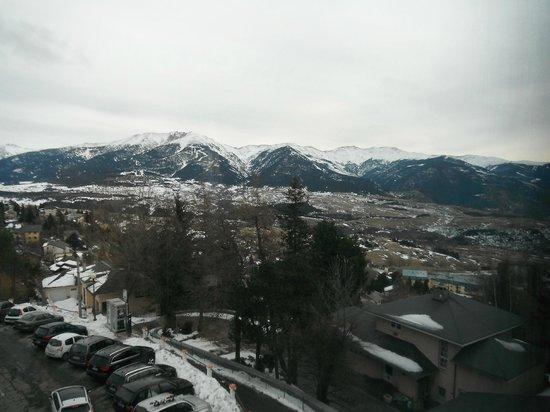 Residence Le Clos de Marie : mountains