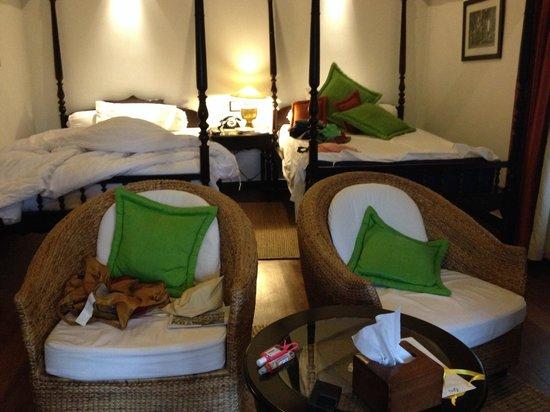 Angkor Village Resort : My room