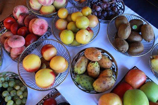 Casa Portagioia: late summer fruits