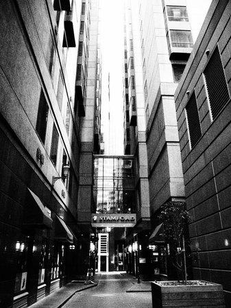Stamford Plaza Melbourne: Hotel