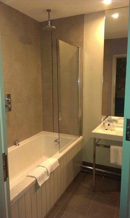 The Cornwall Hotel, Spa & Estate: Bathroom