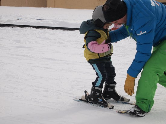 Steamboat Ski Resort: Personalized instruction