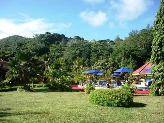 Berjaya Praslin Resort - Seychelles : resort