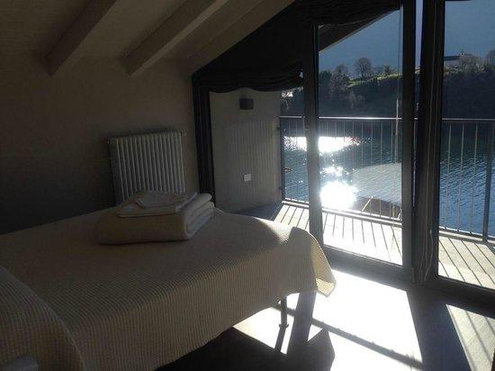 Residence Comacina: camera superiore