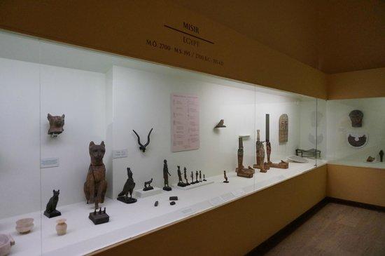 Archäologisches Museum Istanbul (İstanbul Arkeoloji Müzesi): collection at the museum