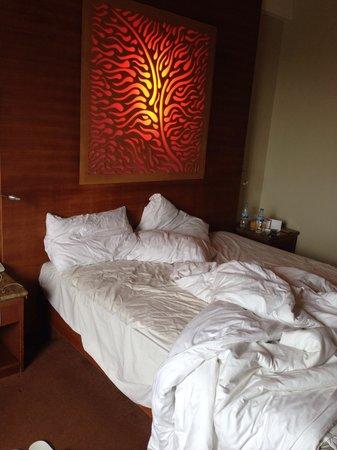 Mercure Batam: Comfy bed