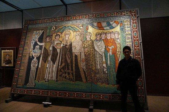 Museo de Arqueología de Estambul: Mozaic exhibition area