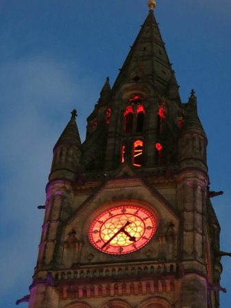 Clock Tower Tour - Manchester Town Hall