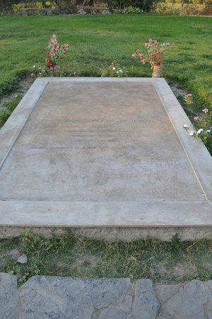 Casa-Museo Marí Reiche: Maria Reiche's Grave