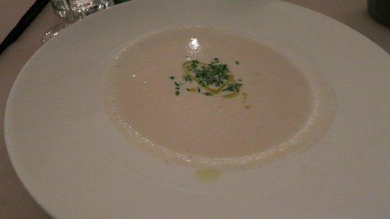 Restaurant Marks: La soupe au lait de coco
