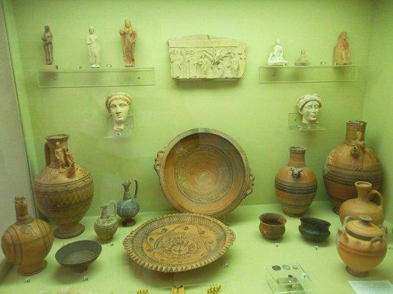 Arsinoe Archaeological Museum