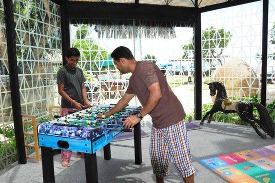 Grand Aston Bali Beach Resort: Kids Club