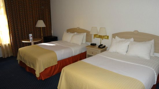 Holiday Inn Canyon de Chelly: twn room