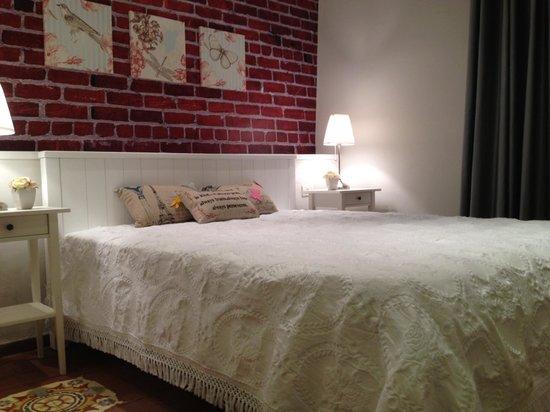 Villa Vilina Oasis in Neve Tzedek: Luxurios Garden Suite with Jacuzzy