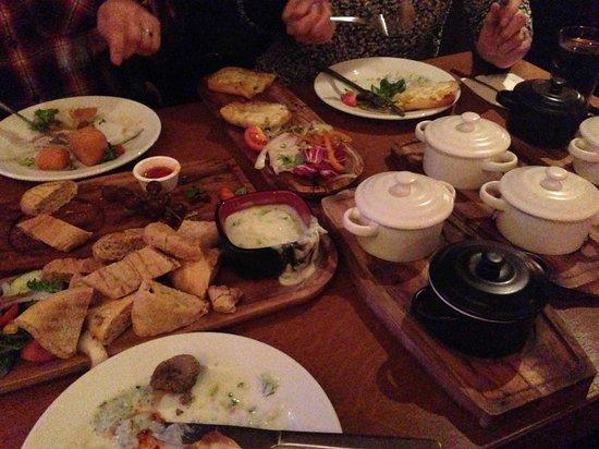 The Gresham: Delicious Tapas