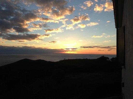 Arpaderba B&B : tramonto