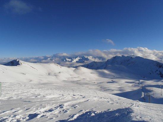 Saint Lary Soulan Ski Resort: Domaine skiable - Saint Lary Soulan