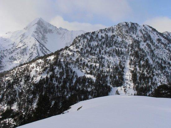 Station de ski - Saint Lary Soulan : Domaine skiable - Saint Lary Soulan