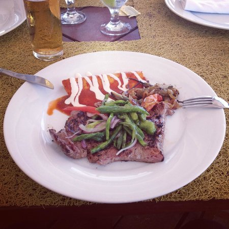 ME Cancun: Restaurante