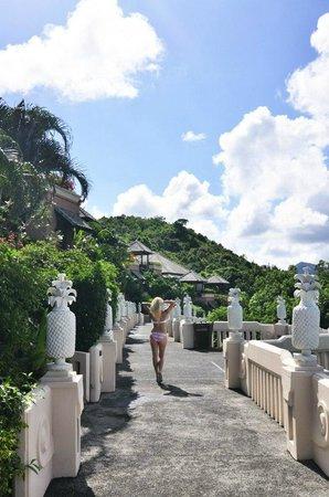 Fair House Villas & Spa : отель