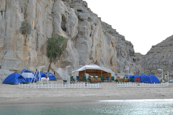 Khourshem Tourism Camping