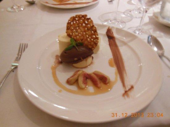 InterContinental Wien: Dessert