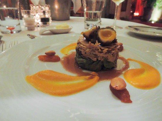 Gastro MK at Maison MK : Chicken starter