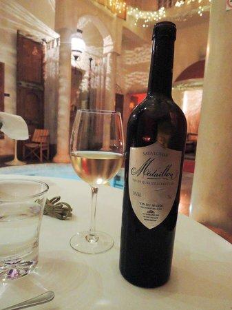 Gastro MK at Maison MK : Local Moroccan wine