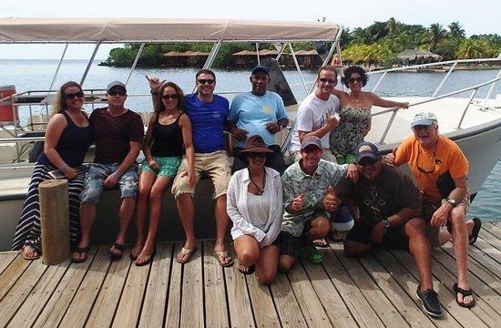 Anthony's Key Resort: Sabrina - Dive Boat
