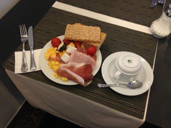 Mercure Wien City: Delicious breakfast