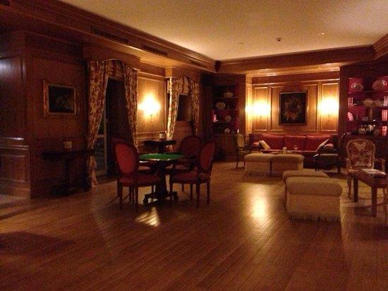 Real Palacio Hotel: Sala d'attesa