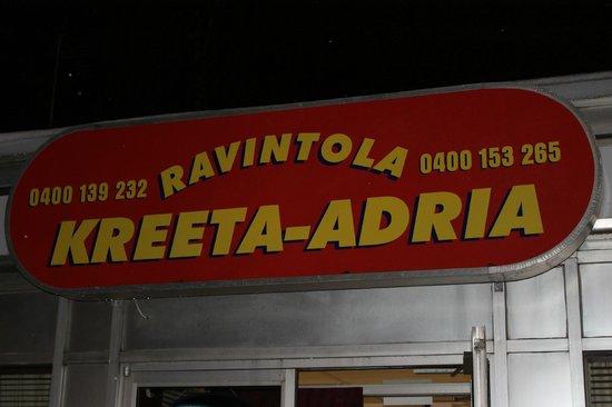 Kreta-Adria
