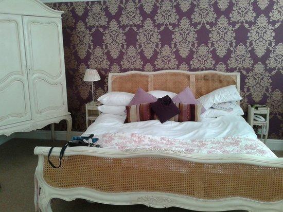 Woodcote Hotel: Boudoir suite