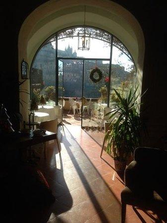 Campo Regio Relais: sala colazione