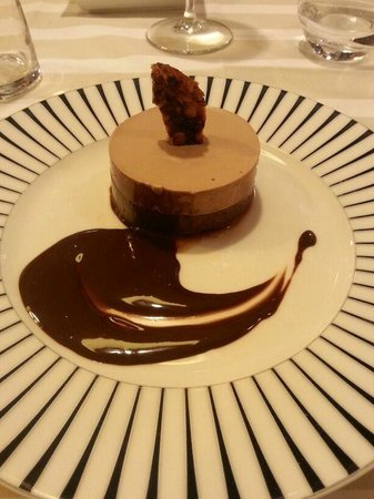 Les Sales Gosses : chocolat dessert