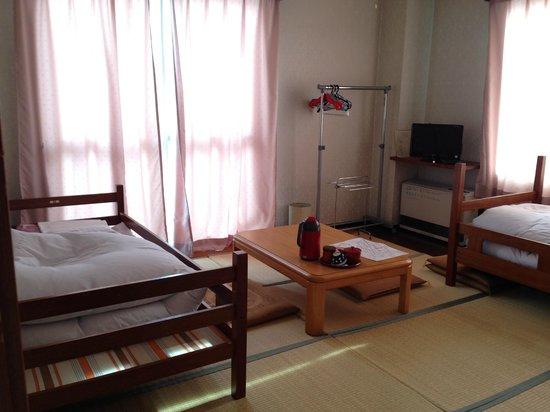 Sunrise Meijiya: room