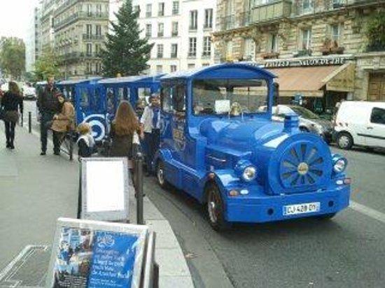 Another Paris : C'est lui le train découverte