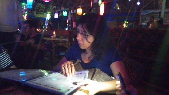 Tibetan Kitchen: reading the menu