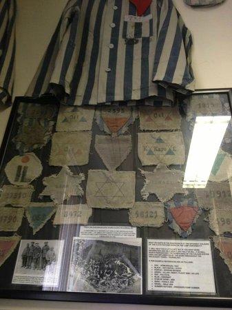Littledean Jail Museum: Holocaust