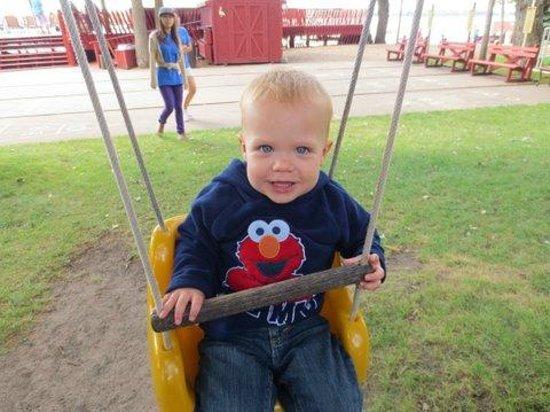 Fair Hills Resort : Very kid focused!