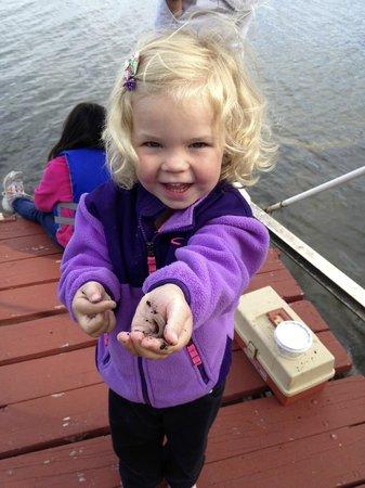 Fair Hills Resort : Fishing!