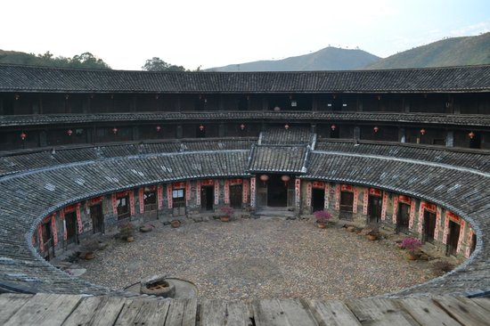 Hakka Earth Circular Houses  of Ganzhou