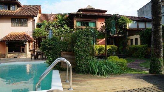 Utropico Guest House: Exterior of Utropico