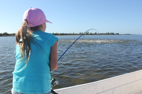All smiles with this bonita picture of florida fishing for Crystal river fl fishing