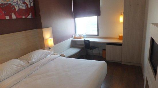 ibis Bangkok Siam Hotel: 部屋